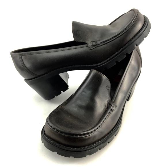 1f259fb6d58f03 Tommy Hilfiger Brown Shoes Clogs Women 8 M Vintage.  M 5ab8209685e6051c435d78cf